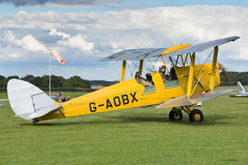 G-AOBX - Private de Havilland DH. 82 Tiger Moth