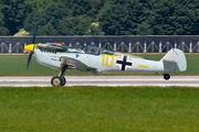 G-BWUE - Historic Flying Hispano Aviación HA-1112 Buchon aircraft