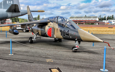 C-FHTO - Top Aces Dassault - Dornier Alpha Jet A