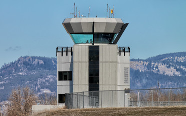 CYLW - - Airport Overview - Airport Overview - Control Tower