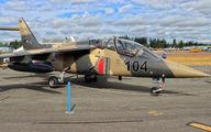 C-FHTO - Top Aces Dassault - Dornier Alpha Jet A aircraft
