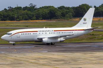 0207 - Venezuela - Air Force Boeing 737-200