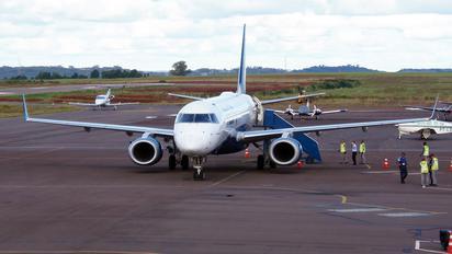 PR-AZD - Azul Linhas Aéreas Embraer ERJ-190 (190-100)
