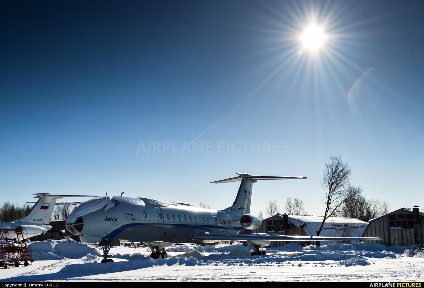 Jet Air Group (Russia) RA-65723 aircraft at Nizhniy Novgorod