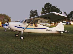 LV-FNR - Private Cessna 170