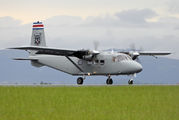 MSP009 - Costa Rica - Ministry of Public Security Harbin Y-12F aircraft