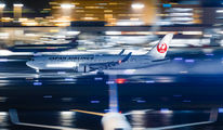 JA620J - JAL - Japan Airlines Boeing 767-300ER aircraft