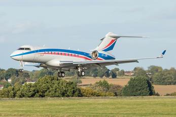VT-JSK - Private Bombardier BD-700 Global 5000