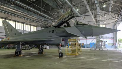 C-16.21 - Spain - Air Force Eurofighter Typhoon