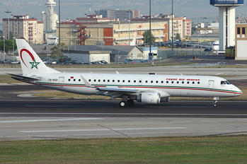 CN-RGO - Royal Air Maroc Embraer ERJ-190 (190-100)