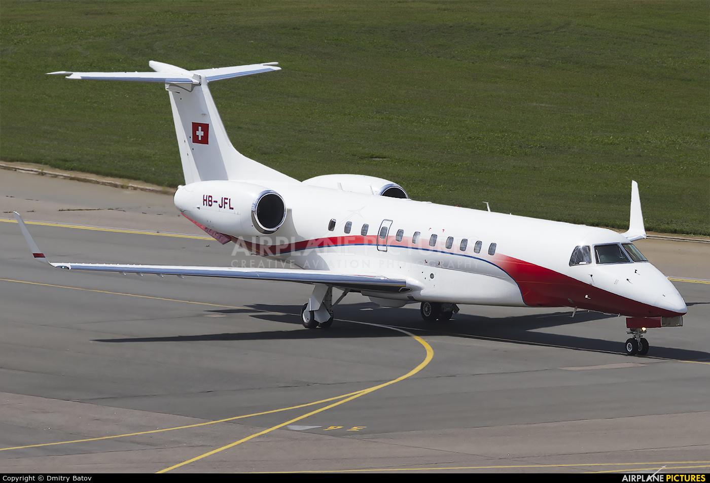 Nomad Aviation HB-JFL aircraft at Moscow - Vnukovo
