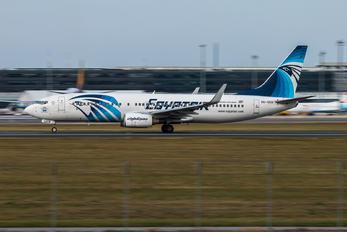 SU-GEB - Egyptair Boeing 737-800