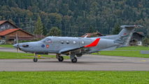 HB-FOG - Switzerland - Air Force Pilatus PC-12M Eagle aircraft