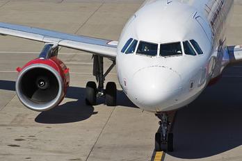 HB-JOY - Air Berlin - Belair Airbus A319