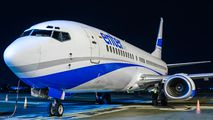 SP-ENB - Enter Air Boeing 737-400 aircraft