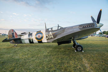 N959RT - Private Supermarine Spitfire LF.IXc