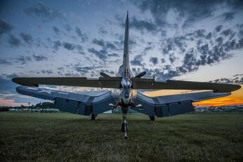 NX209TW - Private Vought F4U Corsair