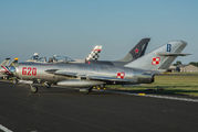 N5683D - Private Mikoyan-Gurevich MiG-17PF aircraft