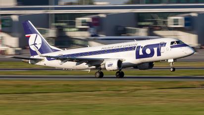 SP-LIK - LOT - Polish Airlines Embraer ERJ-175 (170-200)