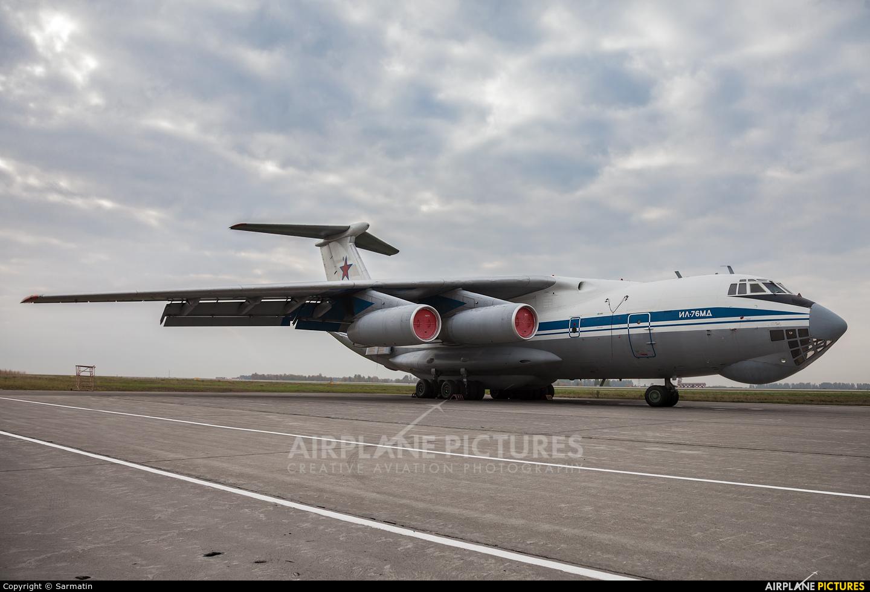 Russia - Air Force RA-76771 aircraft at Kazan