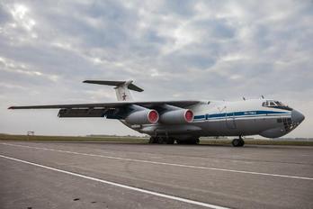 RA-76771 - Russia - Air Force Ilyushin Il-76 (all models)