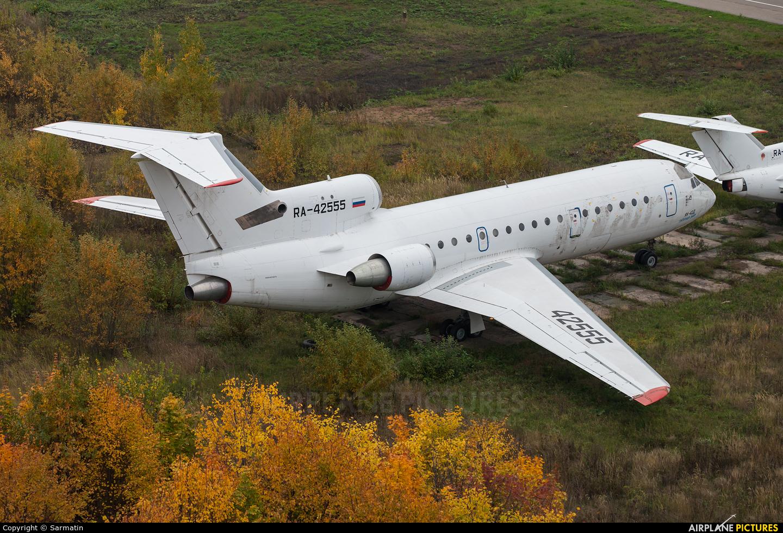 Tulpar Air RA-42555 aircraft at Kazan