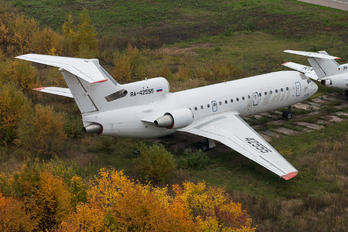RA-42555 - Tulpar Air Yakovlev Yak-42