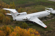 RA-42555 - Tulpar Air Yakovlev Yak-42 aircraft