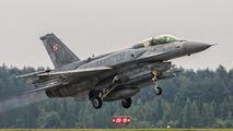 4080 - Poland - Air Force Lockheed Martin F-16D Jastrząb aircraft