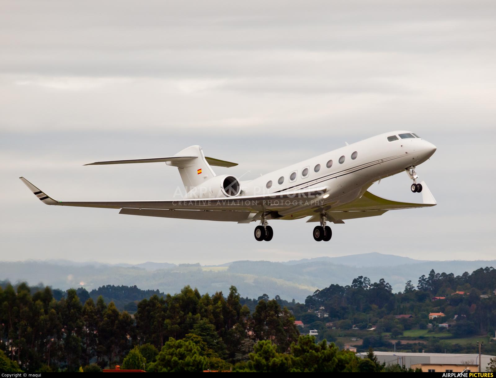 TAG Aviation EC-MLR aircraft at La Coruña