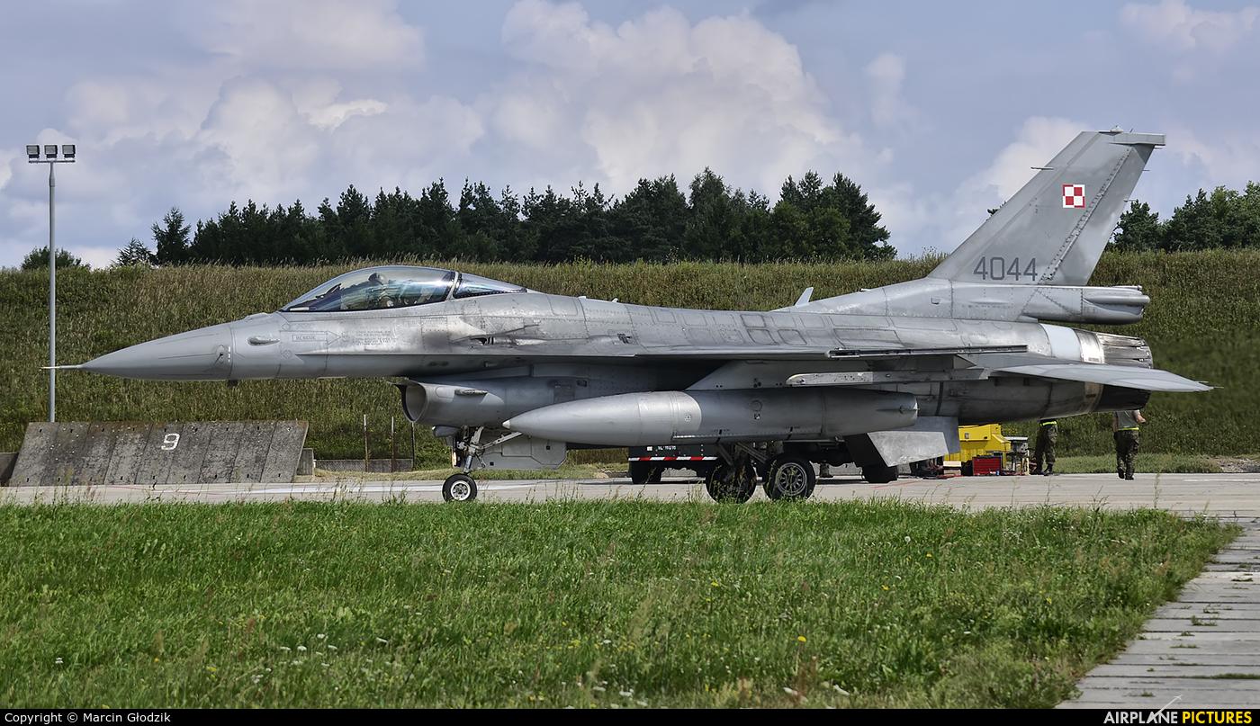 Poland - Air Force 4044 aircraft at Świdwin