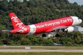 9M-AQP - AirAsia (Malaysia) Airbus A320