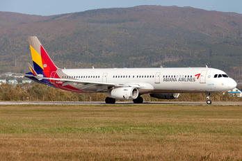 HL8059 - Asiana Airlines Airbus A321