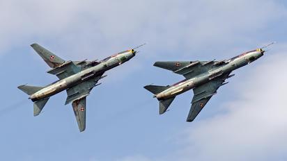 3201 - Poland - Air Force Sukhoi Su-22M-4