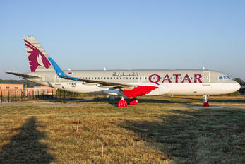 F-WWDK - Qatar Airways Airbus A320 NEO