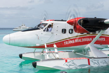 8Q-MAP - Trans Maldivian Airways - TMA de Havilland Canada DHC-6 Twin Otter