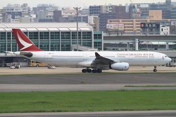 B-HYO - Dragonair Airbus A330-300