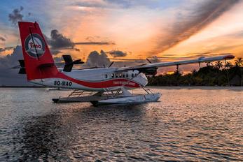 8Q-MAO - Trans Maldivian Airways - TMA de Havilland Canada DHC-6 Twin Otter