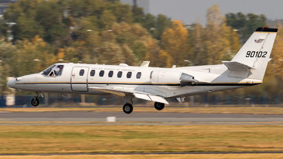 99-0102 - USA - Army Cessna UC-35A Citation Ultra