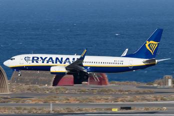 EI-DWI - Ryanair Boeing 737-800
