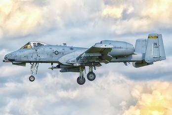 78-692 - USA - Air Force Fairchild A-10 Thunderbolt II (all models)