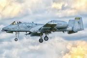 78-692 - USA - Air Force Fairchild A-10 Thunderbolt II (all models) aircraft