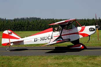 D-MUCI - Private WD Leichtflugzeugbau Sunwheel
