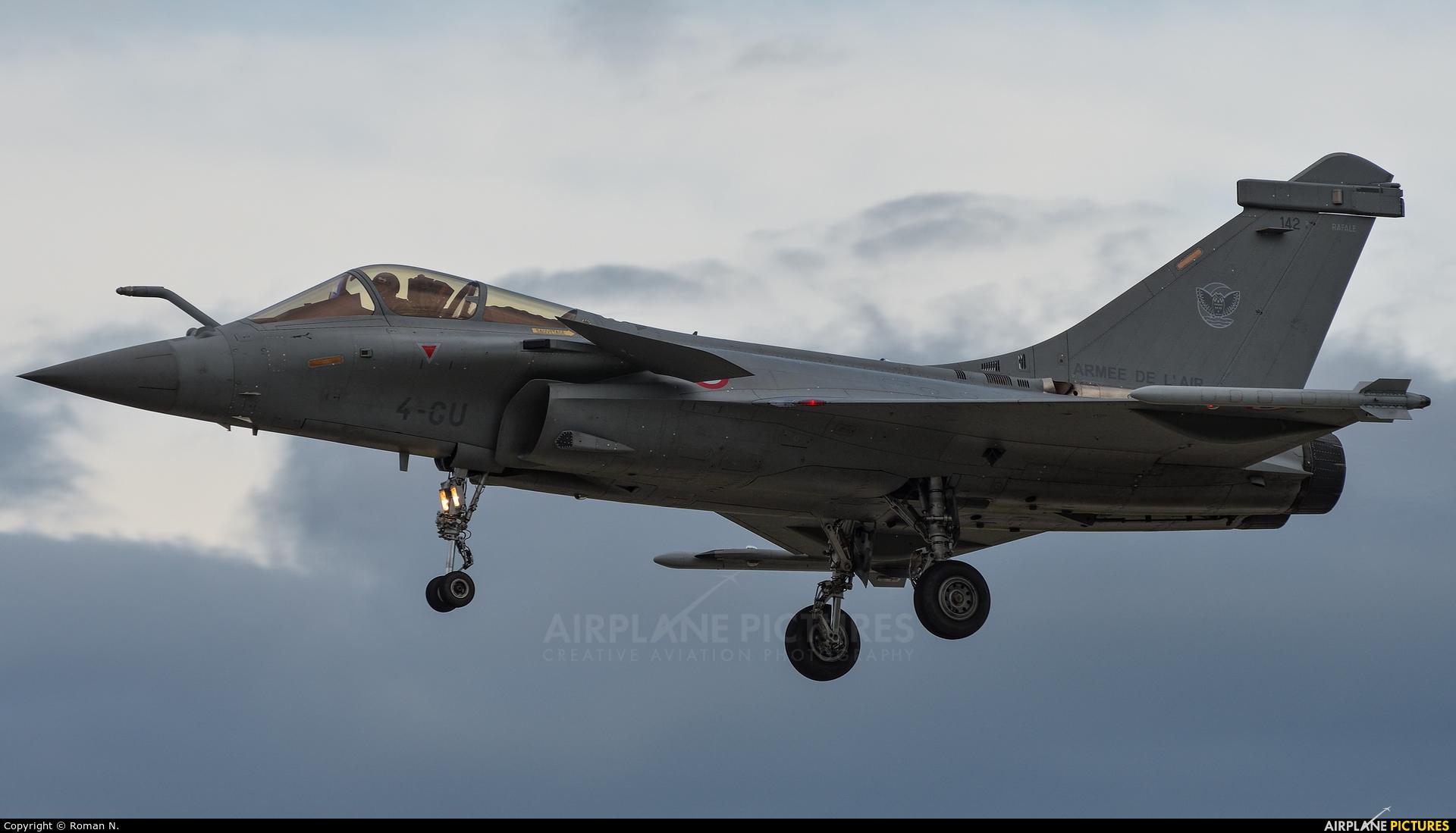 France - Air Force 142 aircraft at Ostrava Mošnov