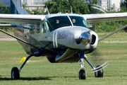 OE-EKZ - Zell Air Cessna 208 Caravan aircraft