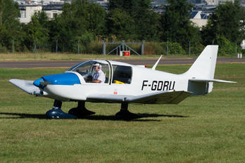 F-GDRU - Private Robin DR.400 series