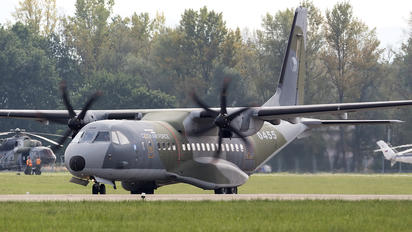 0455 - Czech - Air Force Casa C-295M