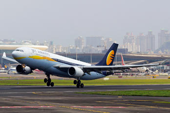 VT-JWV - Jet Airways Airbus A330-200