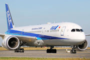 JA875A - ANA - All Nippon Airways Boeing 787-9 Dreamliner aircraft