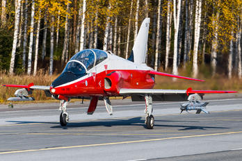 HW-368 - Finland - Air Force British Aerospace Hawk 51